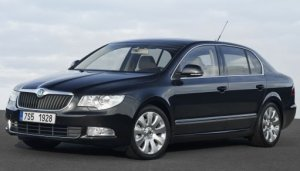 Škoda Superb 2