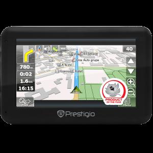 Prestigio GeoVision 4050 Navitel