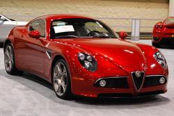 Alfa Romeo 8C (2014)