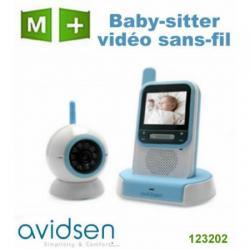 Avidsen 123202 Nova Ecoute-bébé
