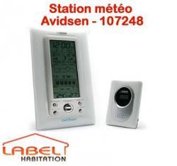 Avidsen 107248 Lulea Station météo