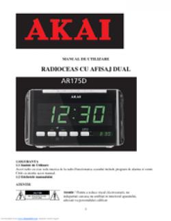 Akai AR175D