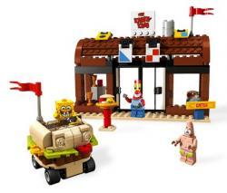 Lego 3833 SpongeBob Squarepants Abenteuer in der Krossen